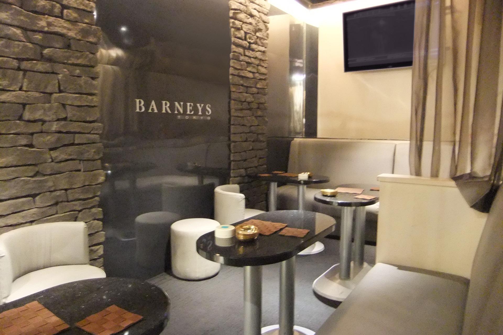 NEW CLUB BARNEYS TOKYO
